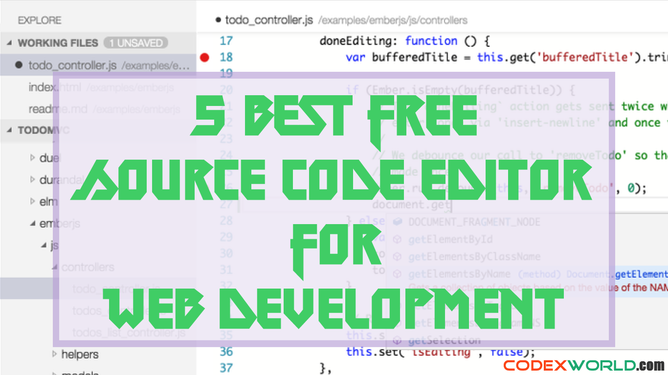 best free pdf text editor