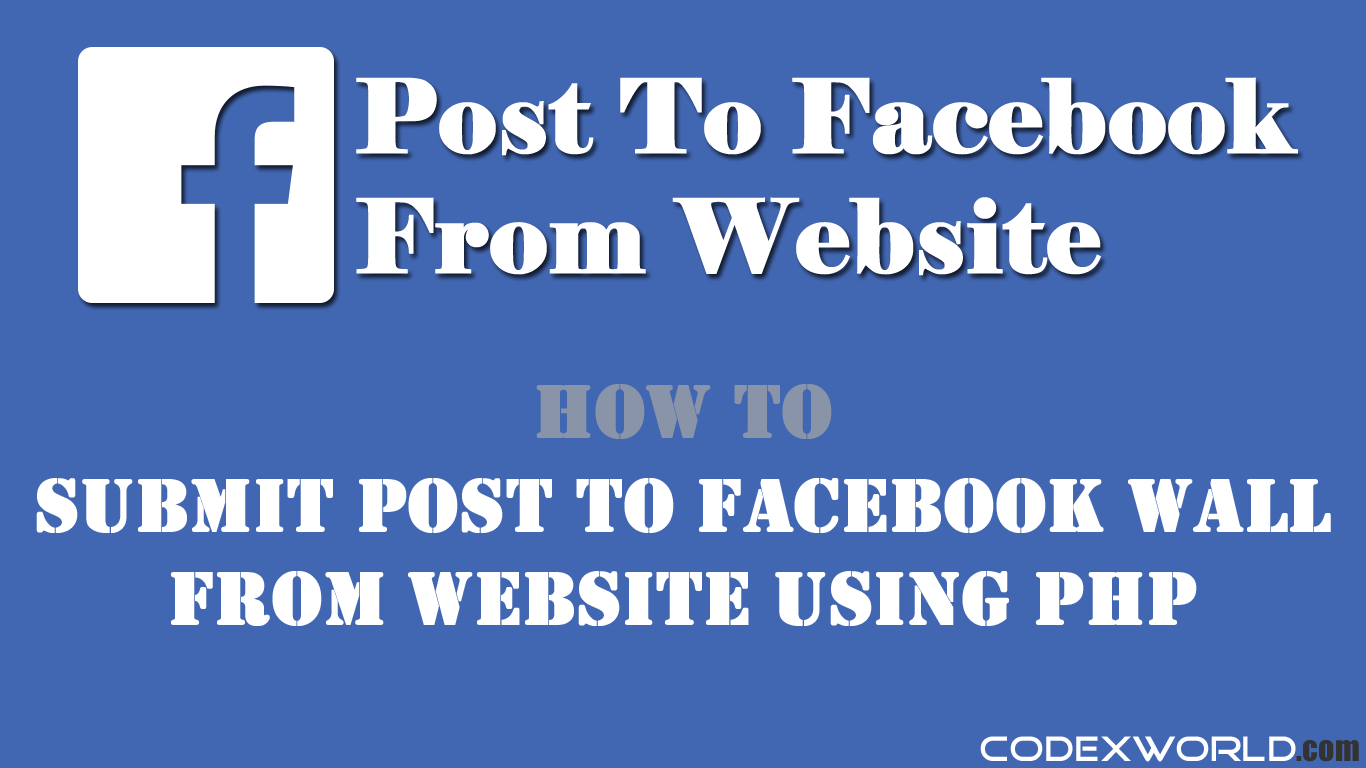 how to add a webpage to a facebook post