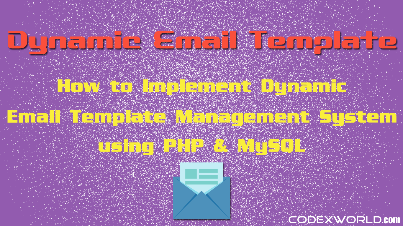 how to create mail server in php