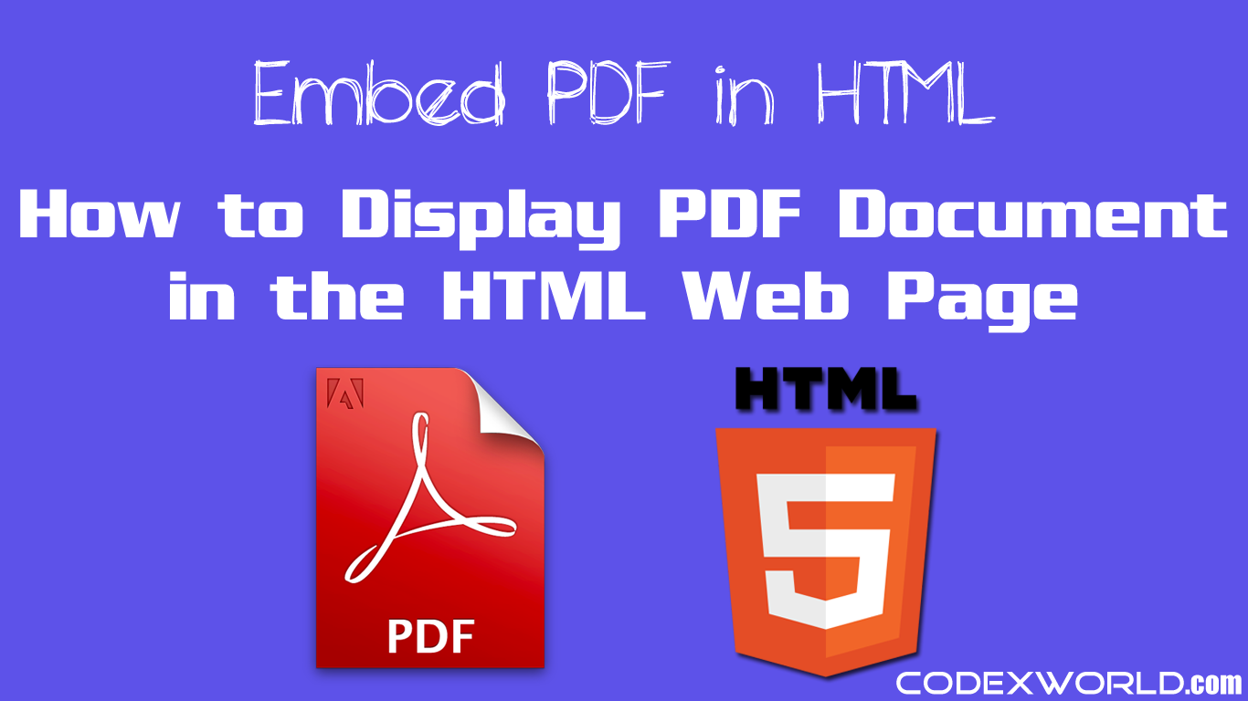 how to add file in pdf document